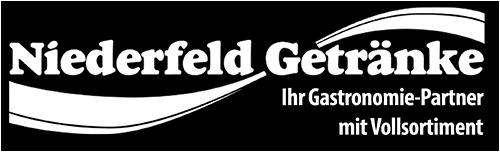 Niederfeld Getränke Mannheim Logo